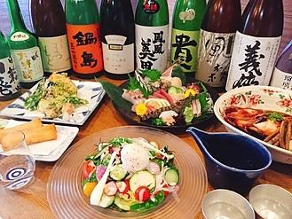 浜松市西区居酒屋旬鮮庵ひなたの定番料理